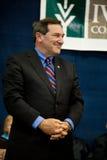 Сенатор Джо Donnelly Соединенных Штатов Стоковое фото RF