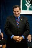 Сенатор Джо Donnelly Соединенных Штатов Стоковые Фотографии RF