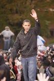 Сенатор Barack Obama США Стоковые Фотографии RF