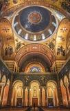 Сент-Луис Миссури: 7-ое ноября 2018; Базилика собора Сент-Луис стоковая фотография