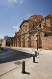 Сент-Луис capuchin католической церкви центр города внутри Бейрута, Lebano Стоковые Фотографии RF