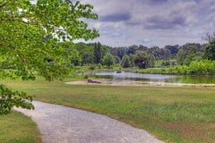 Сент-Луис Forest Park стоковые фотографии rf