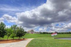 Сент-Луис Forest Park стоковая фотография rf