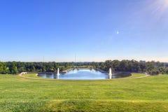 Сент-Луис Forest Park стоковое фото