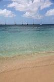 Сент-Люсия, карибский остров Стоковое фото RF