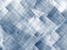 Серая абстрактная предпосылка с квадратами и случайной текстурой Стоковые Изображения