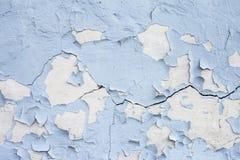 Серая бетонная стена с grunge для абстрактной предпосылки Стоковые Фотографии RF