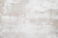 Серая бетонная стена с grunge для абстрактной предпосылки Стоковые Изображения