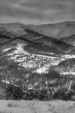 Серая гора Стоковая Фотография RF