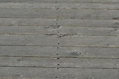 Серая деревянная предпосылка Стоковые Изображения