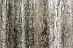 Серая и коричневая текстура стены Стоковая Фотография RF