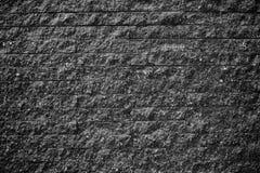 Серая каменная предпосылка текстуры Стоковые Изображения