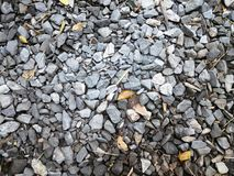 Серая каменная предпосылка утеса Стоковые Изображения