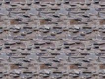серая каменная стена текстуры Стоковые Фотографии RF