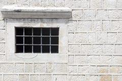 Серая каменная стена Стоковые Изображения