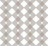Серая квадратная линия предпосылка картины дизайна Стоковое Изображение RF