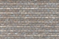 Серая кирпичная стена, безшовная текстура Стоковые Изображения