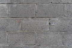 Серая кирпичная стена - высококачественные текстура/предпосылка стоковое изображение