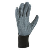 Серая перчатка сада Стоковая Фотография RF