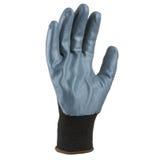 Серая перчатка сада Стоковое фото RF