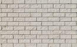 Серая предпосылка кирпичной стены roguh Стоковое фото RF