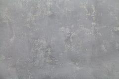 Серая предпосылка текстуры гипсолита, нейтральная бетонная стена Стоковое фото RF