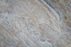 Серая светлая мраморная каменная предпосылка текстуры Стоковая Фотография RF