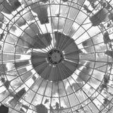 Серая симметрия Стоковые Фотографии RF