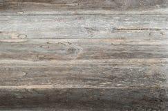 Серая старая деревянная стена Стоковые Изображения