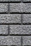 Серая стена гранита Стоковая Фотография