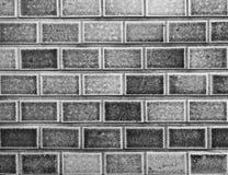 Серая стена керамической плитки Стоковое фото RF
