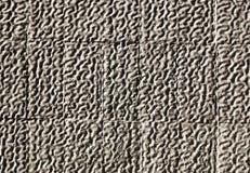серая стена отделки кроет абстрактную текстуру черепицей Стоковое Изображение RF