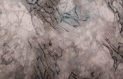 серая стена текстуры Стоковые Фотографии RF