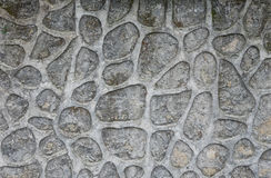 Серая стена masonry Стоковая Фотография RF