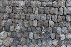 Серая текстура каменной стены стоковые изображения