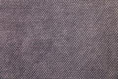 Серая текстура ткани Terry Стоковое Изображение RF