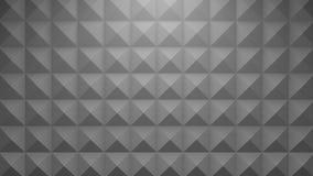 Серая текстура 3D предпосылки Стоковая Фотография