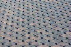 Серая текстурированная геометрическая предпосылка Стоковое Изображение RF