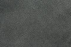 Серая текстурированная кожаная картина предпосылки Стоковые Изображения