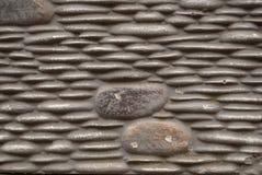 Серая текстурная предпосылка, стены гранита песчаник masonry стоковые фото