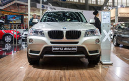 BMW X3 xDrive20d Стоковые Изображения