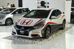Honda Civic Стоковая Фотография
