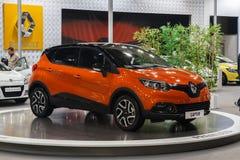 Renault захватывает Стоковые Фото