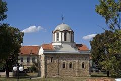 Сербская православная церков церковь, Gusterica, Косово стоковая фотография rf
