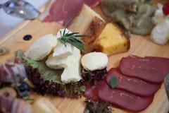 Сербская традиционная закуска Стоковые Изображения