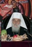 Сербское патриарх IRINEJ-11 Стоковое Изображение RF