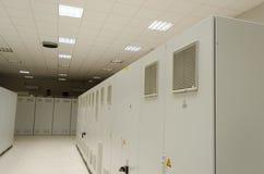 Серверы исследовательскийа центр стоковые фото