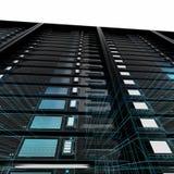 серверы Стоковая Фотография RF