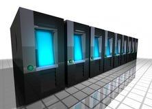 серверы Стоковые Фото