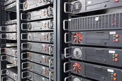 Серверы Стоковые Фотографии RF